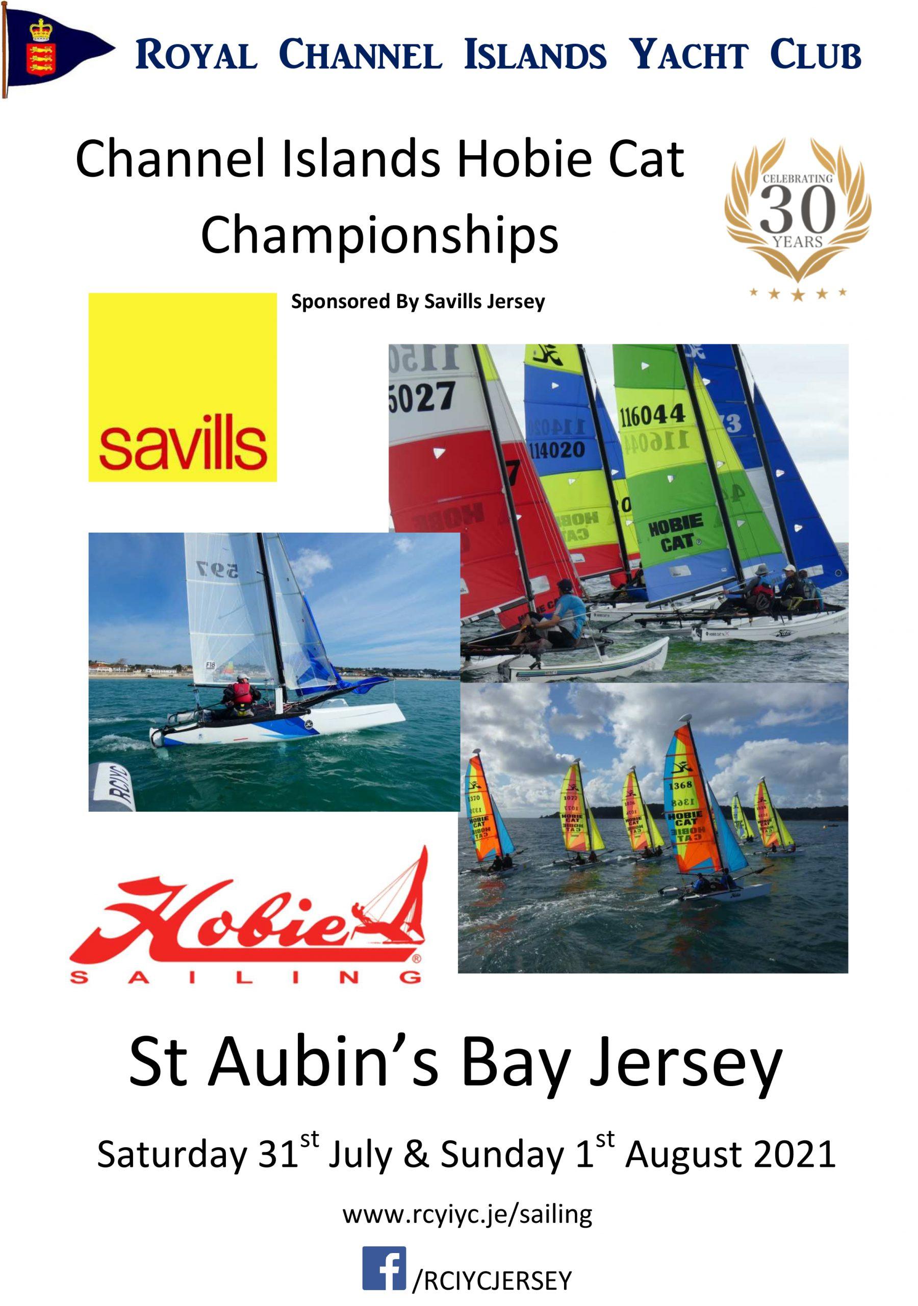 Channel Islands Hobie Cat Championships