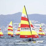 Hobie Multieuropeans Hobie 16 Gold Fleet Day 1. 132