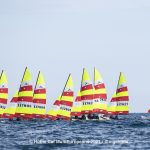 Hobie Multieuropeans Hobie 16 Gold Fleet Day 1. 146