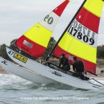 Hobie Multieuropeans Hobie 16 Gold Fleet Day 1. 37