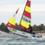 Hobie Multieuropeans Hobie 16 Gold Fleet Day 1. 40