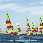 Hobie Multieuropeans Hobie 16 Gold Fleet Day 1. 49