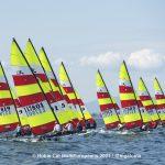 Hobie Multieuropeans Hobie 16 Gold Fleet Day 2. 9
